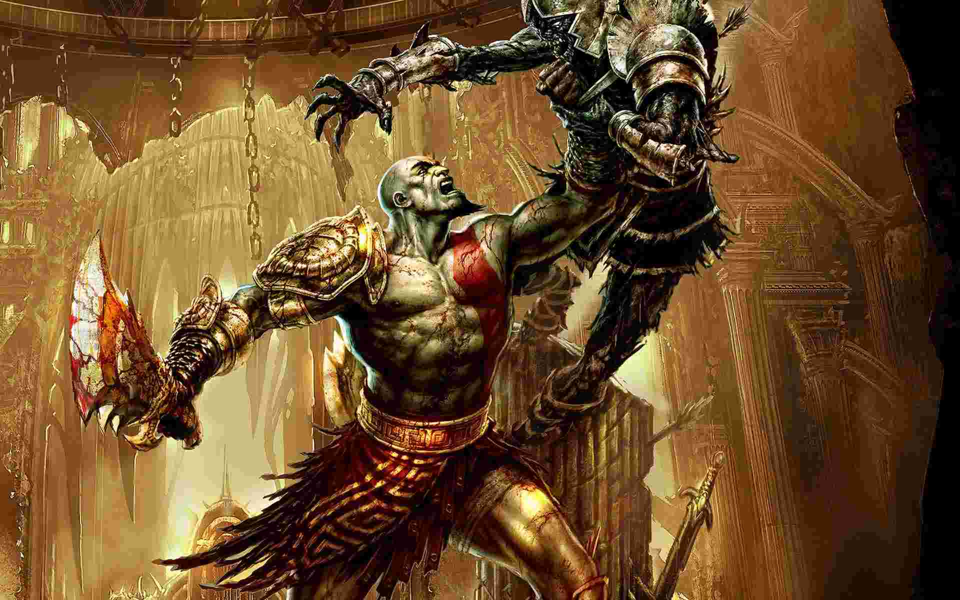 Play God of War Without PPSSPP