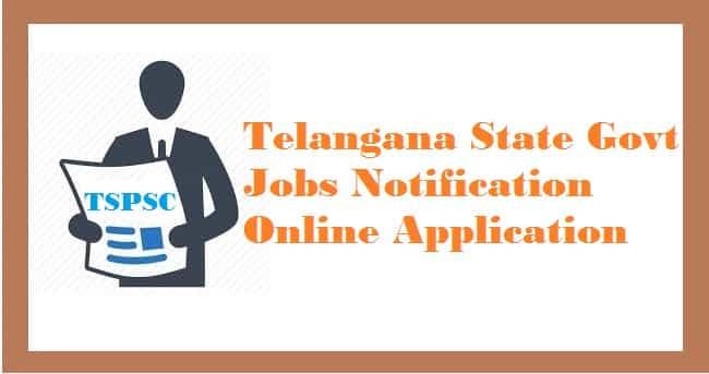 Telangana Govt Jobs