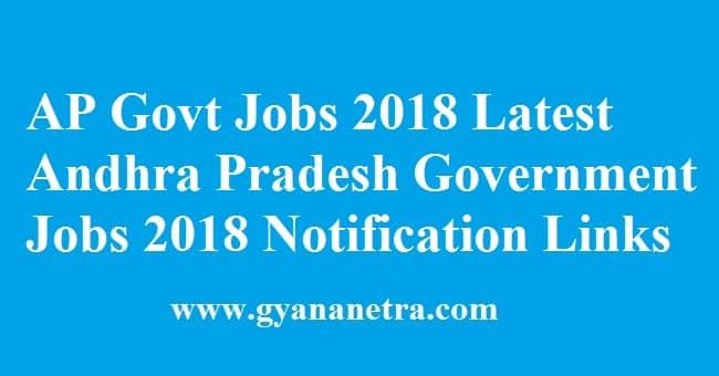 AP Govt Jobs