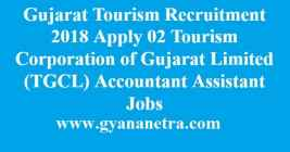 Gujarat Tourism Recruitment