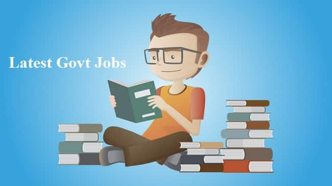 Latest Government Jobs Notification