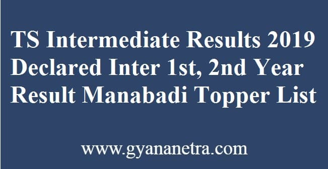 TS Intermediate Results
