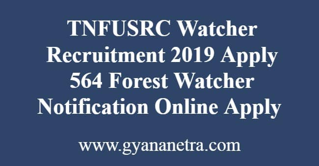 TNFUSRC Watcher Recruitment
