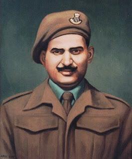 Paramveer Hawaldar Major Piru Singh Shekhawat