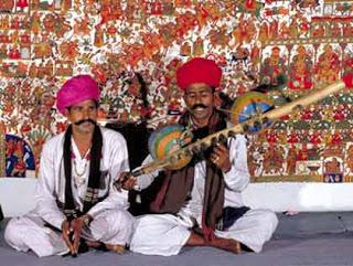 राजस्थान की फड़ परम्परा
