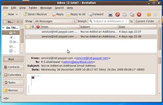 उबुन्टू में Evolution Mail कॉन्फ़िगर कैसे करें ?