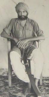राजऋषि ठाकुर श्री मदनसिंह जी,दांता