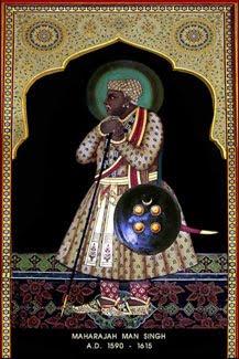 राजा मानसिंह आमेर