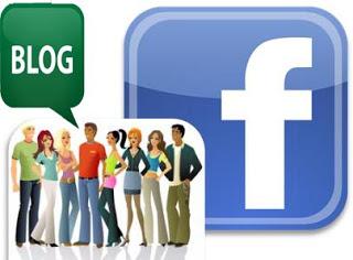 ब्लोगिंग के उत्थान में शानदार भूमिका है फेसबुक की