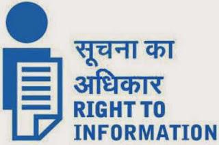 जागरूक बने , सूचना के अधिकार का प्रयोग करें