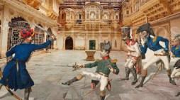 अंग्रेज संधि से क्रुद्ध इस वीर ने  कप्तान लुडलो पर तलवार से किया था वार