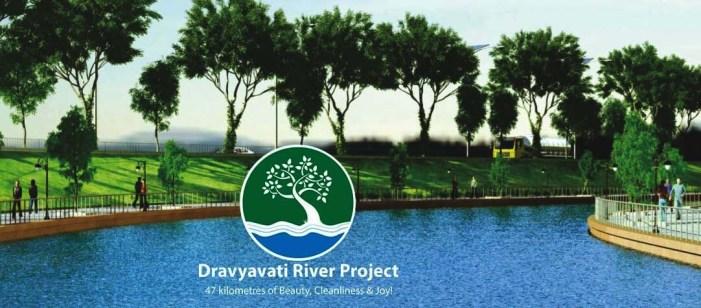 वर्षों पहले भी संवारा गया था द्रव्यवती नदी उर्फ़ अमानीशाह नाले को