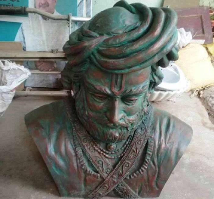 शहीद Thakur Ranmat Singh Baghel प्रतिमा विवाद : ये है राजनीति
