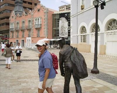 Photo: Cartagena, Spain. Credit: D.R. Barker.