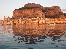 Photo: Cefalu, Sicily. Credit: Lisa Borre.