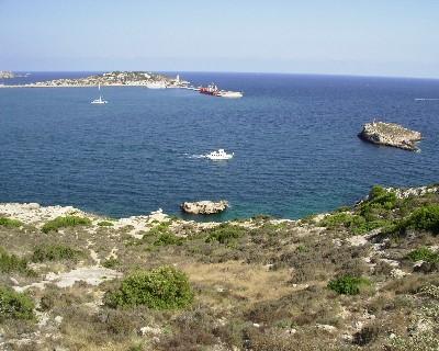 Photo: Harbor, Ibiza, Spain. Credit: Lisa Borre.