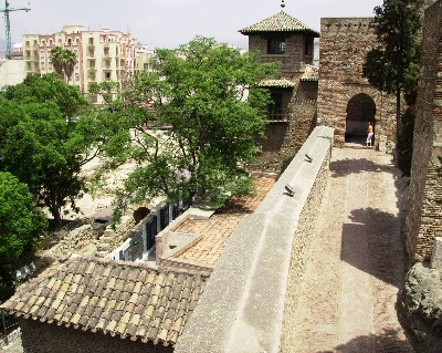 Photo: A visit to the Alcazaba in Malaga, Spain. Credit: Lisa Borre.