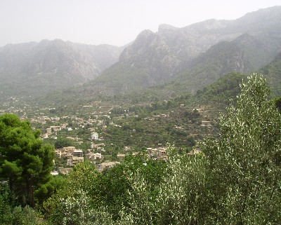 Photo: Soller, Mallorca, Spain. Credit: Lisa Borre.