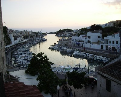 Photo: Puerto de Ciutadella, Menorca, Balearic Islands, Spain. Credit: Lisa Borre.