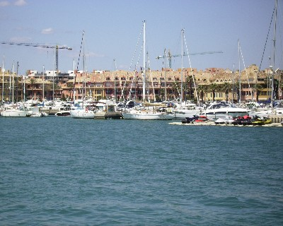 Photo: Sotogrande, Costa del Sol in southern Spain. Credit: Lisa Borre.