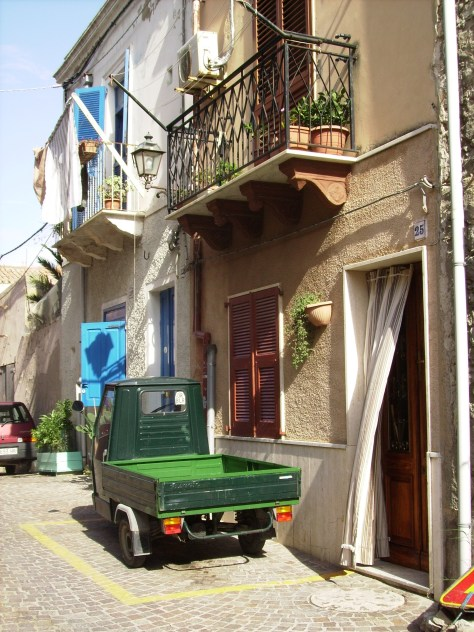 Photo: Carloforte, Sardinia. Credit: Lisa Borre.