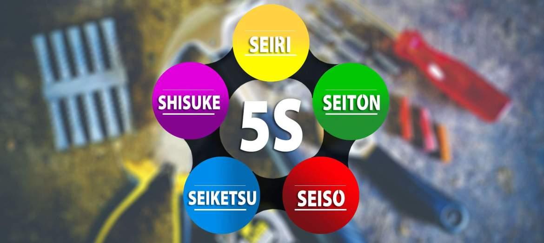 Certificación Lean Six Sigma-5s