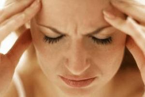 galvos skausmas