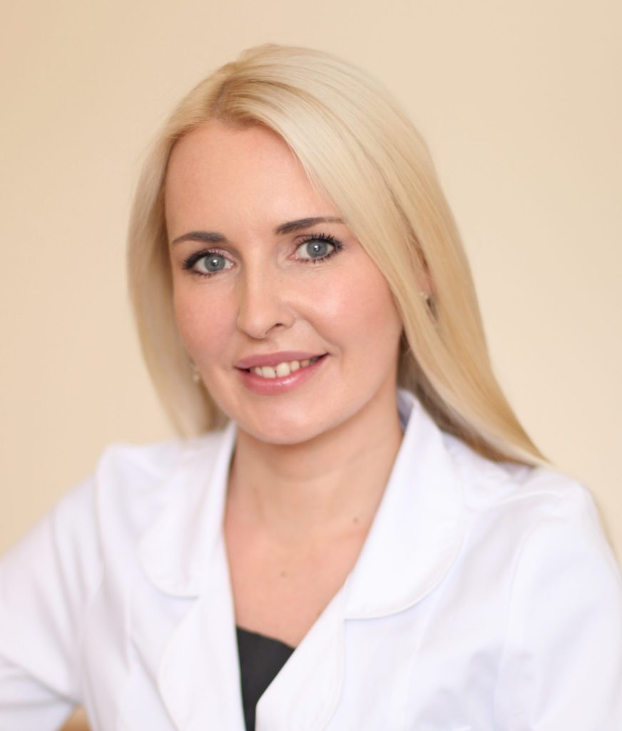 Profesorė dermatologė M. Bylaitė-Bučinskienė