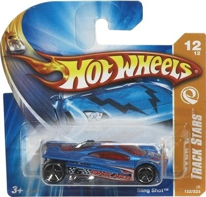Hot Wheels autó