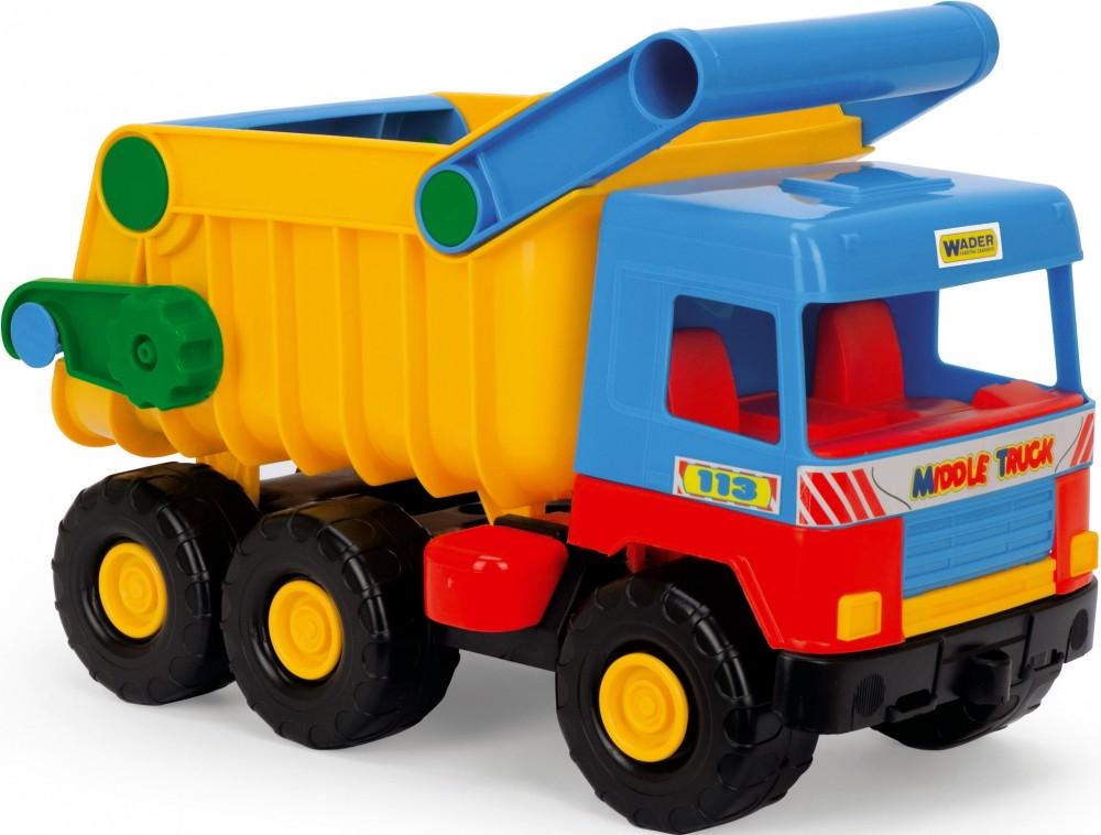 wader teherautó