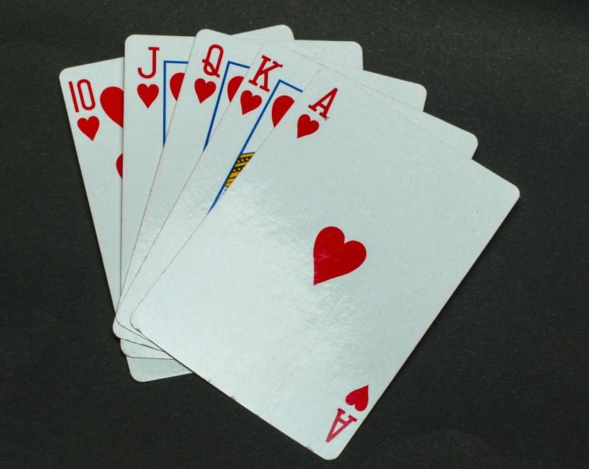 póker kártyajáték