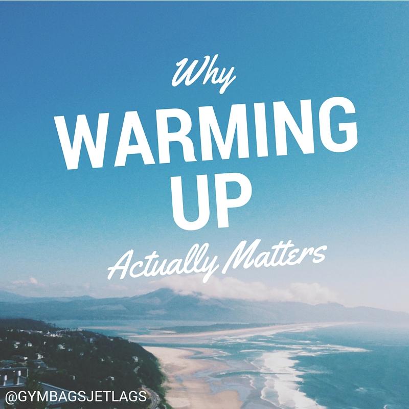 waming-up