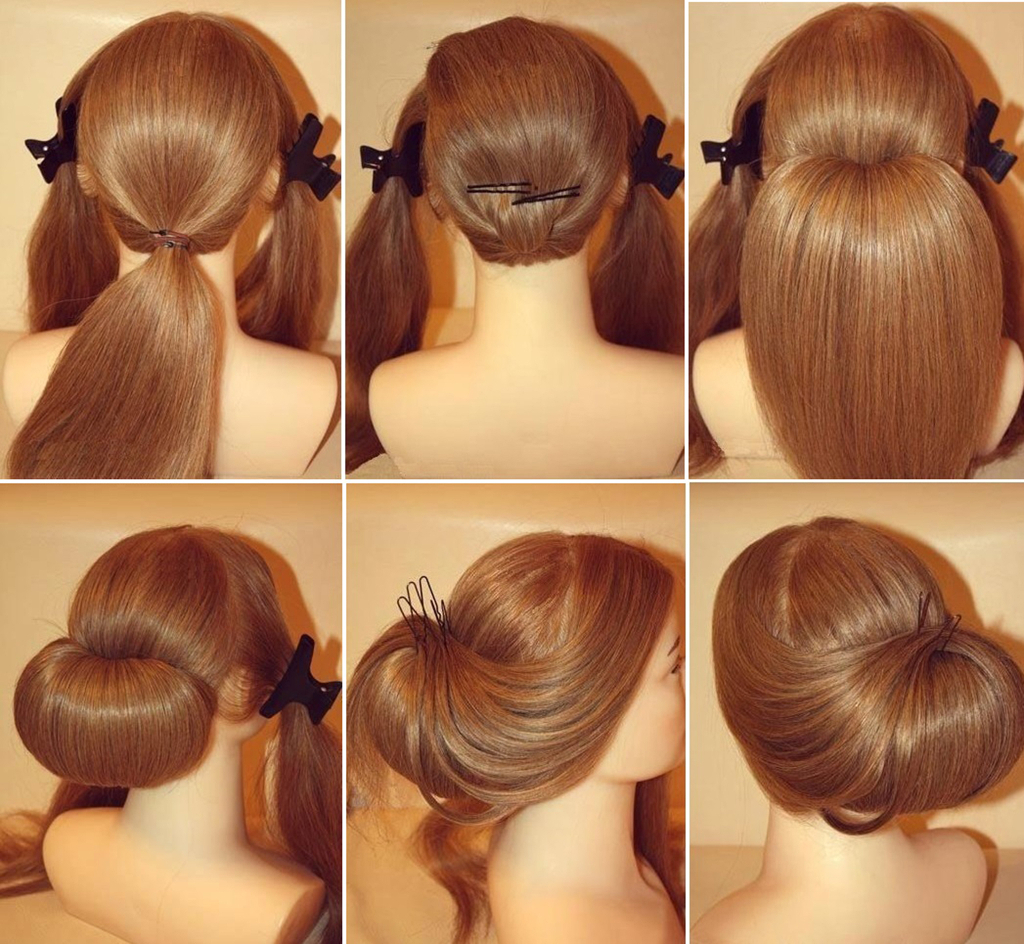12 Most Beautiful Hairstyles You Will Love Easy Step by step Tutorials