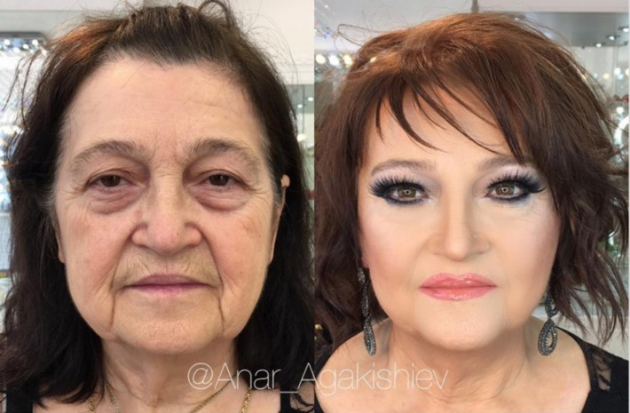 16 incredible before and after makeup transformations