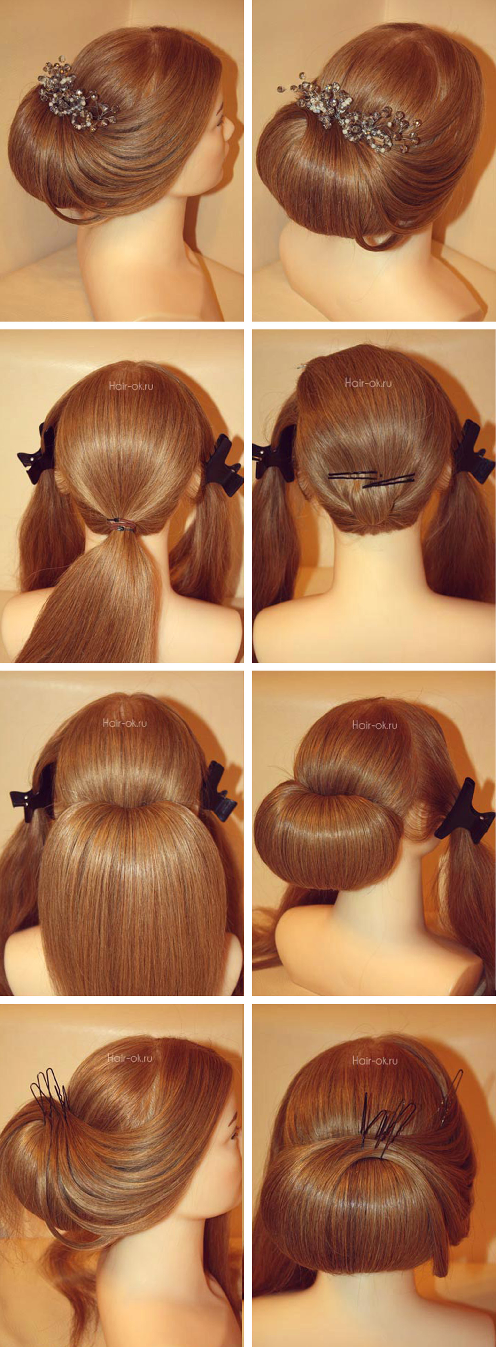 10 Easy Amp Quick Hairstyles For Parties Step By Step