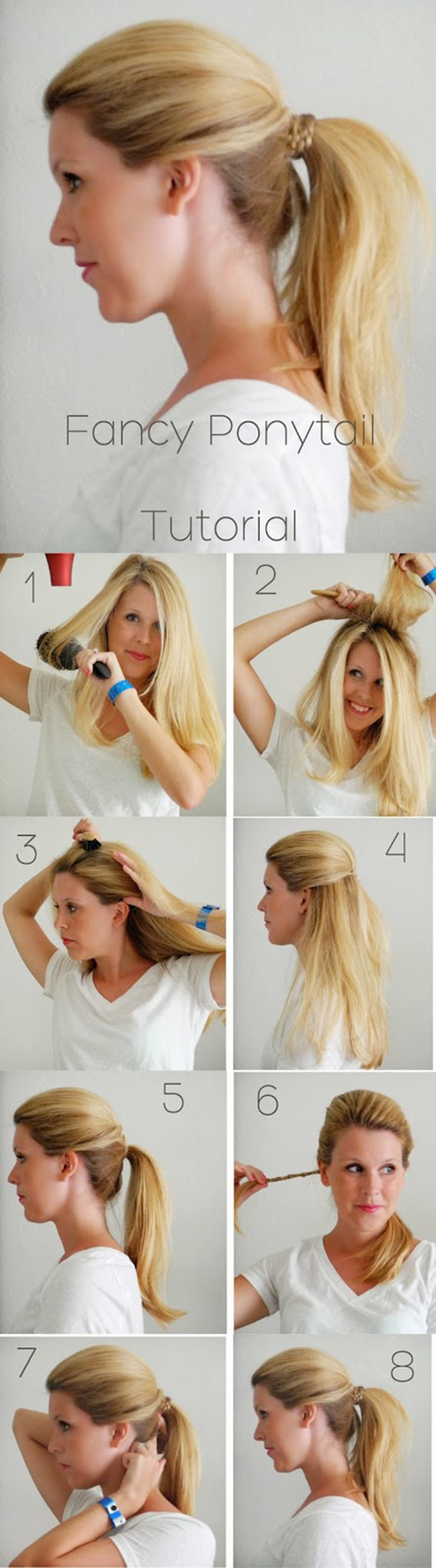 Top 9 Simple & Fashionable Ponytail Hairstyles To Try This Summer