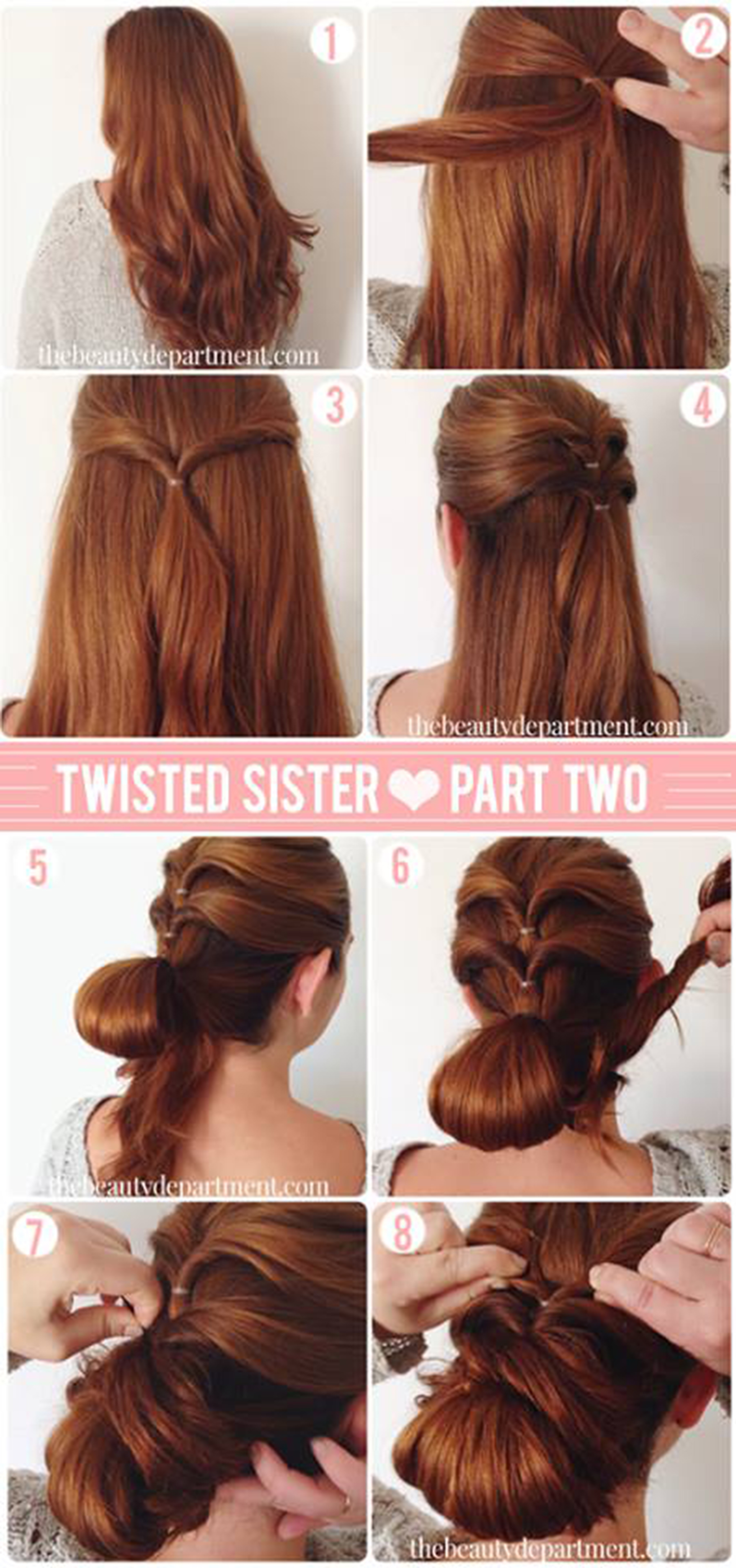 Best Easy Hairstyles Step By Step Styles & Ideas 2018