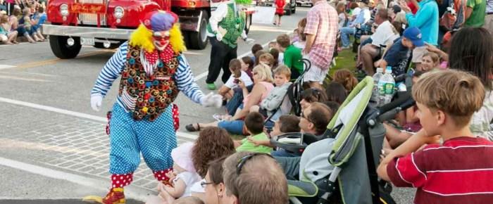 Yarmouth Clam Festival Parade