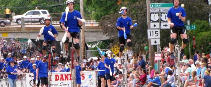 Yarmouth Clam Festival Parade Pics