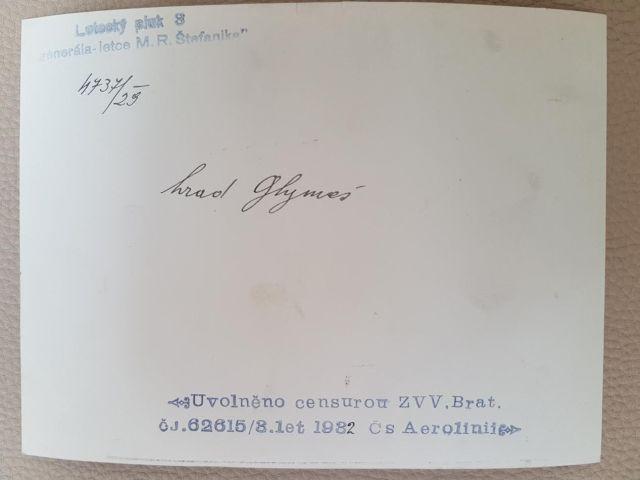 Gymeš 1929 - druhá strana