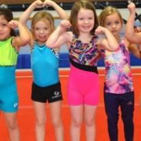 Muscles in Rockets Gymfinity Gymnastics