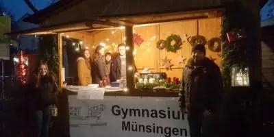 Wihnachtsmarkt Münsingen