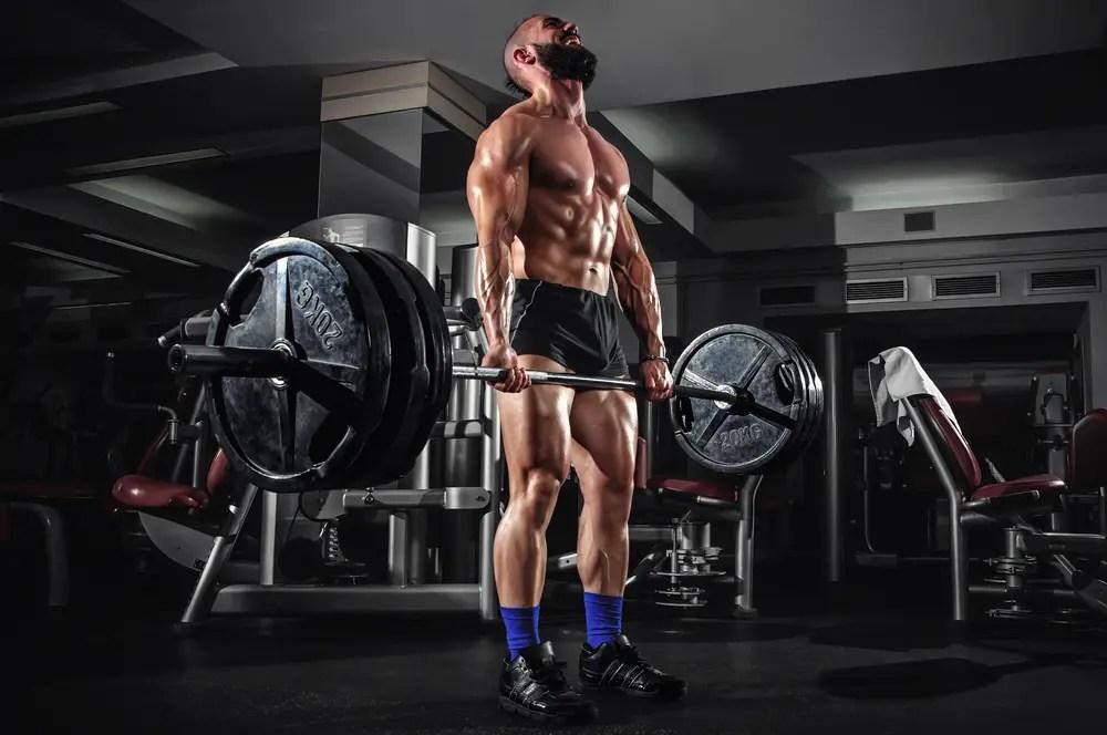 fria vikter och maskiner