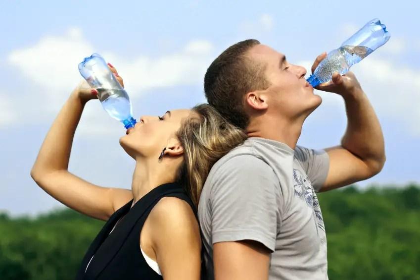 deffa vatten