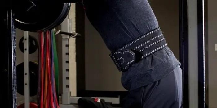 träningsbälte styrketräning