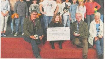 Permalink zu:Ortsverein unterstützt junge Schauspieler