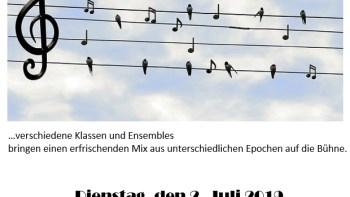 Permalink zu:Musikalische Vielfalt auf der Sommerbühne