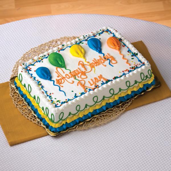 Birthday Cake Image 2