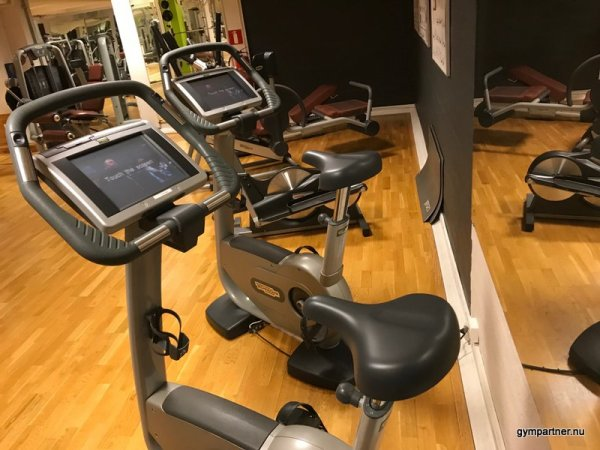 Upright bike EXC700 Motionscykel