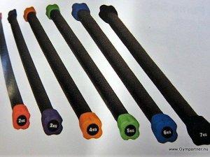 Neoprene Bodybars viktstänger